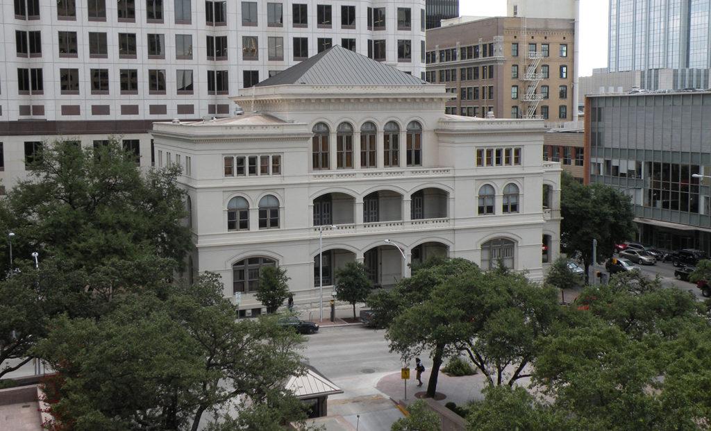 O. Henry Hall, Austin, Texas