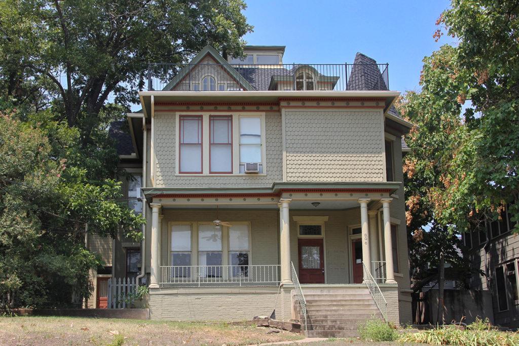 John Otto Buaas House