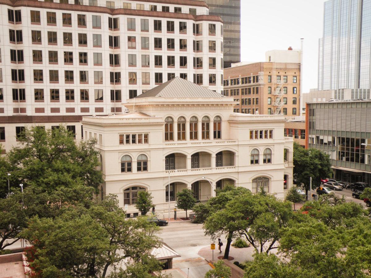 O. Henry Hall Austin Texas
