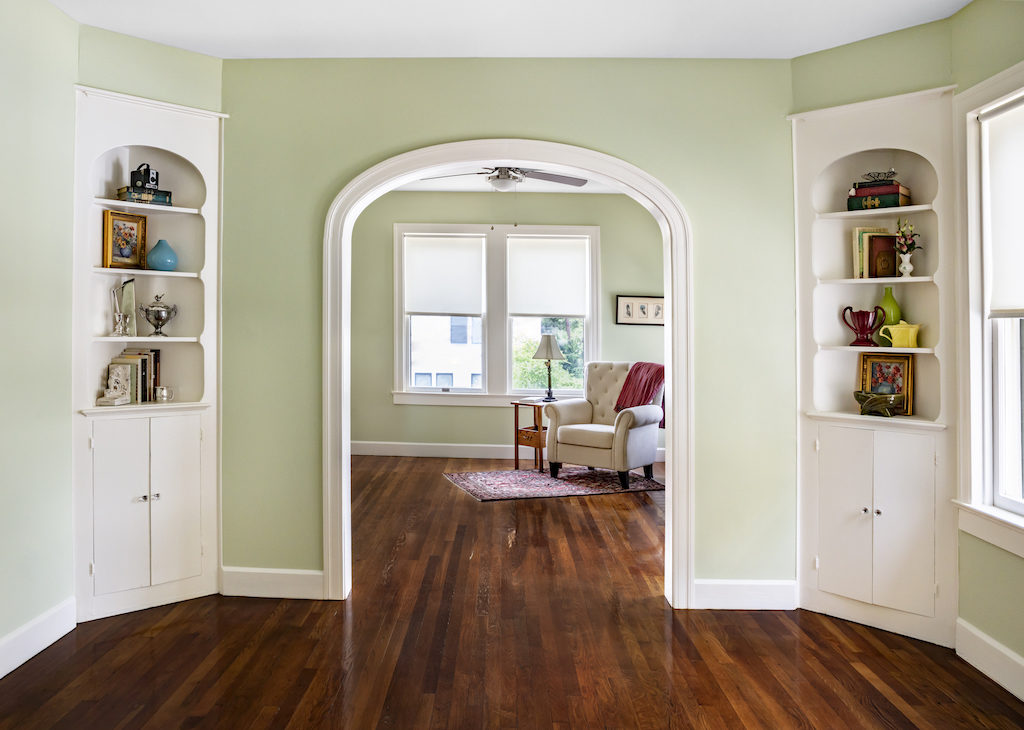 Dining Room Niches