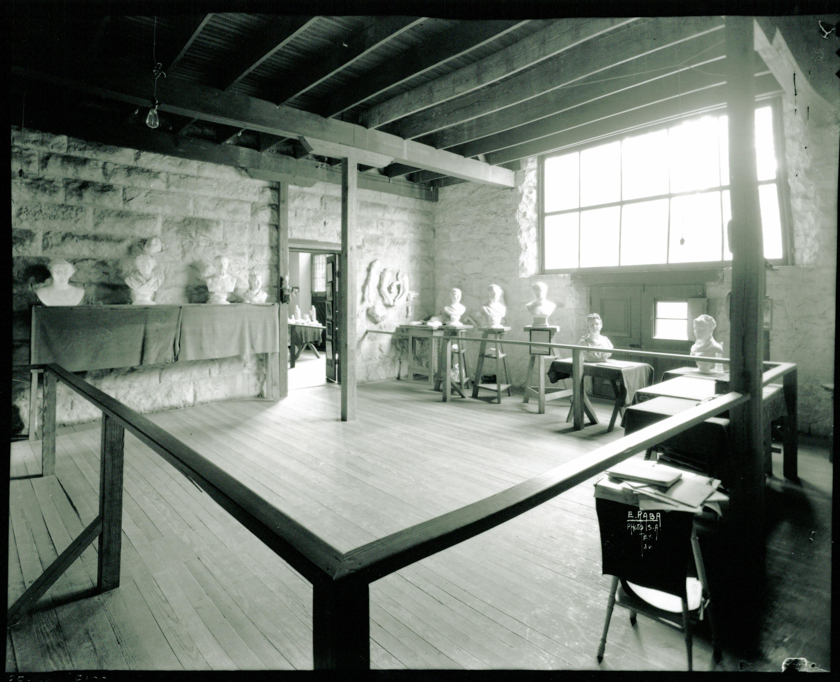 1936 Museum Interior