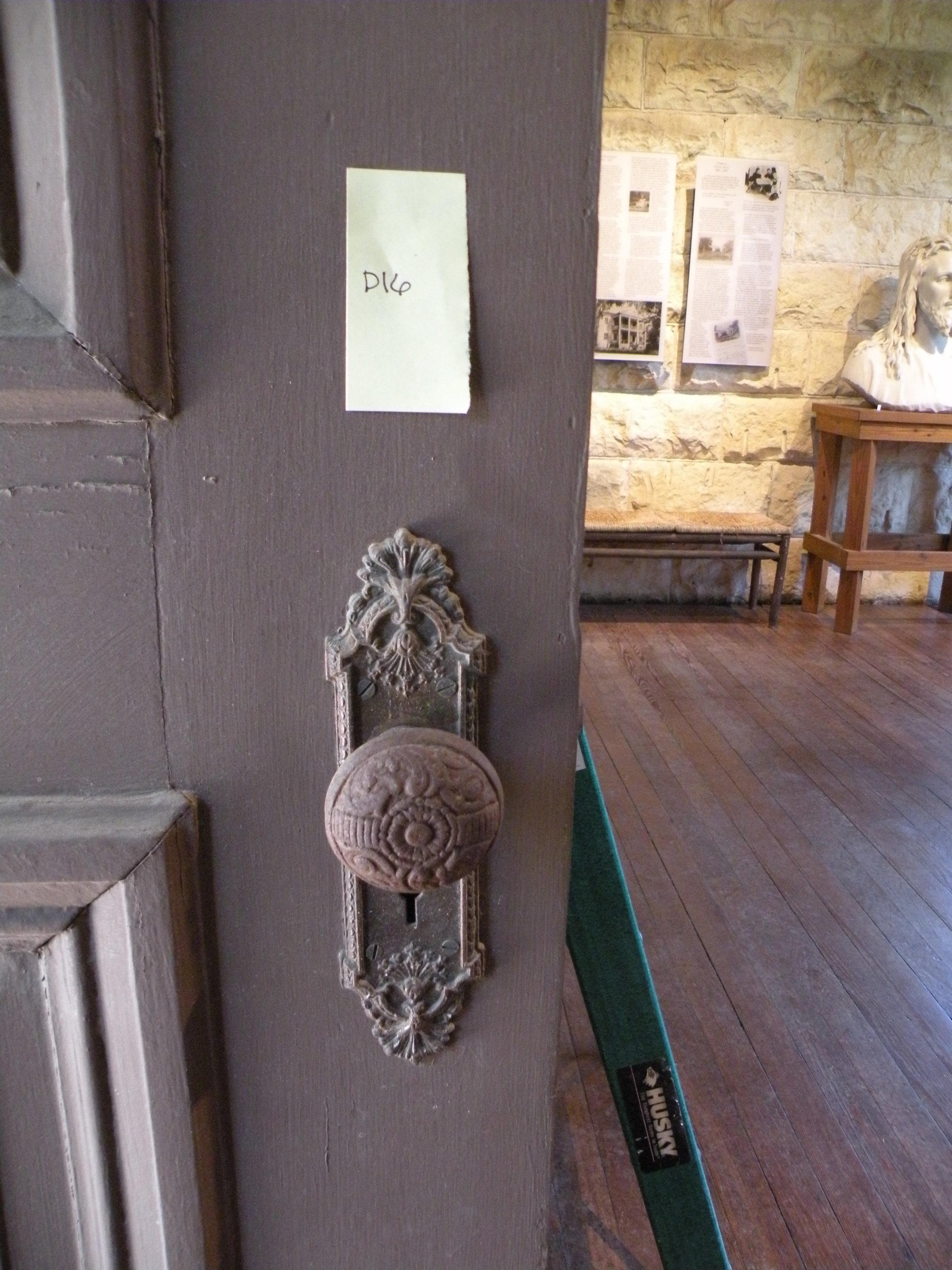Door at Ney Museum