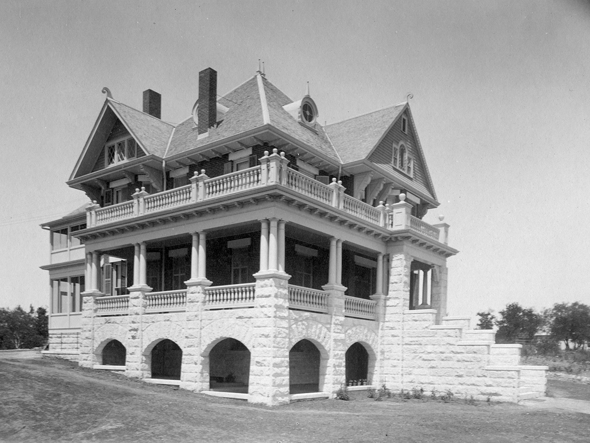 Ball-Perry House